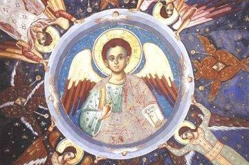 Iisus Hristos ca inger