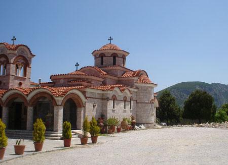 Manastirea Kato Xenia Din Grecia Youtube