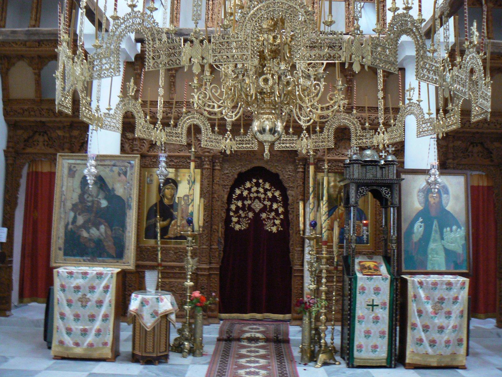 Manastirea Sfantul Dionisie din Olimp