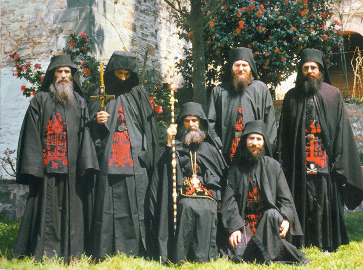 Parintele Efrem de la Filoteu
