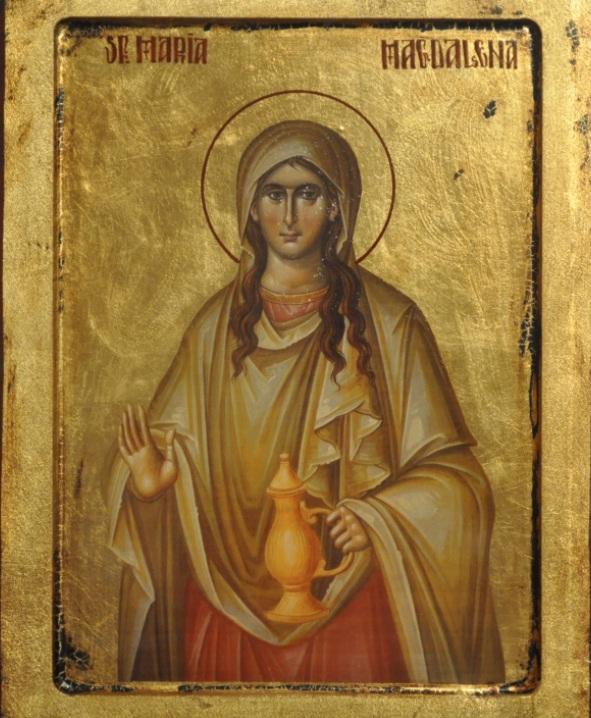 Moastele Sfintei Maria Magdalena