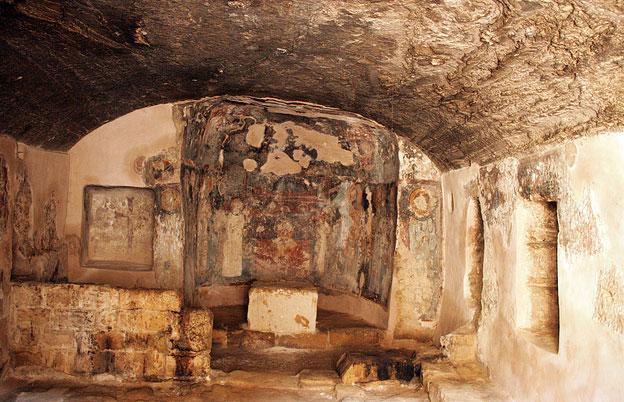Catacombele Sfintei Solomonia