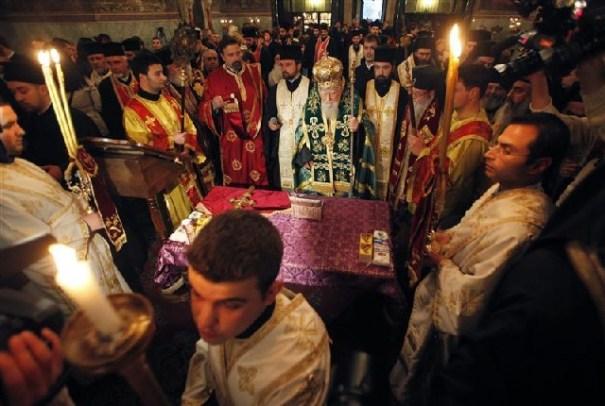 Moastele Sfantului Ioan Botezatorul din Sozopol - Bulgaria