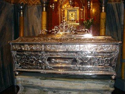 Moastele Sfintei Teodora Imparateasa