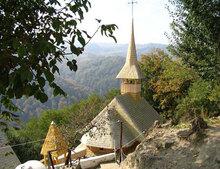 Manastirea Cetatuia, Negru Voda