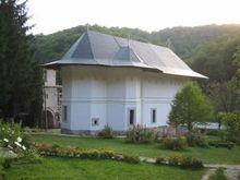 Manastirea Robaia