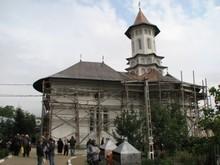 Manastirea Nasterea Maicii Domnului, Cudalbi