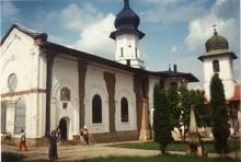 Manastirea Agapia