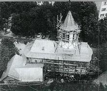 Manastirea Sfantul Daniil Sihastrul, Putna