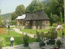 Schitul Doamna - Beresti, Tazlau