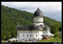 Manastirea Soborul Sfintilor Arhangheli Mihail, Gavriil si Rafail, Rimetea
