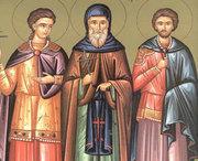 Sfantul Cuvios Tit, facatorul de minuni; Denie - Canonul cel Mare
