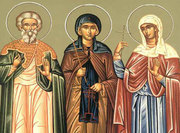 Sfintii Mucenici Agatopod si Teodul; Pomenirea mortilor