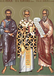 Pomenirea Sfintilor Apostoli Irodion, Agav si Ruf