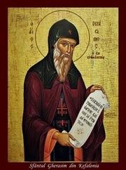 Laudele Sfantului Gherasim Kefalonitul