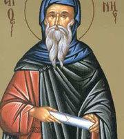 Sfantul Cuvios loan, ucenicul Sfantului Grigorie Decapolitul; Denia Prohodului Domnului - Zi aliturgica