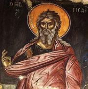 Sfantul Proroc Isaia; Aducerea moastelor Sfantului Ierarh Nicolae la Bari