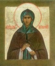 Sfanta Cuvioasa Ana din Novgorod