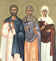 Sfantul Teodot, episcopul Ancirei