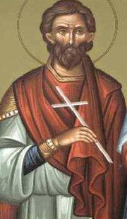 Sfantul Mucenic Timotei, episcopul Prusei