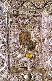 Icoana Maicii Domnului de la Manastirea Namaiesti