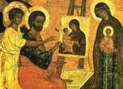 Sfantul Apostol Luca - zugravul Maicii Domnului