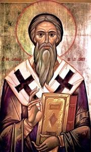 Sfantul Ierarh Ghelasie de la Ramet