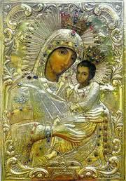 Icoana Maicii Domnului de la Manastirea Durau