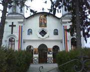 Biserica Sfantul Nicolae - Puchenii Mosneni