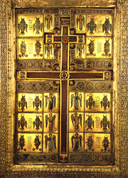 Scoaterea Sfintei Cruci (Inceputul Postului Adormirii Maicii Domnului)