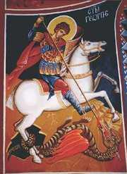 Sfinti militari in traditia ortodoxa