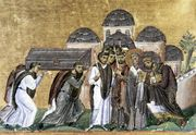 Sfinte moaste aflate in Manastirea Vatoped