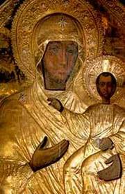 Icoana Maicii Domnului din Smolensk - Indrumatoarea