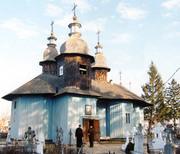 Biserica de lemn din Boroaia
