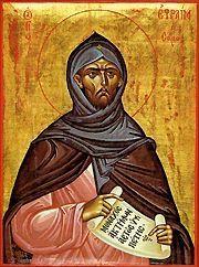 Cuvant de folos al Sfantului Efrem Sirul