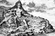 Dinocrates - Ce ar fi putut ajunge Sfantul Munte
