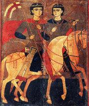 Sfintii Mucenici Serghie si Vah