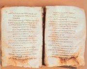 Cea mai veche Psaltire in limba copta