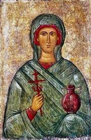 Sfanta Mucenita Anastasia Romana