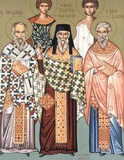 Sfintii Mucenici Achepsima, Iosif si Aitala; Sambata mortilor - Mosii de toamna