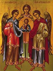 Minunile Sfintilor Arhangheli Mihail si Gavriil