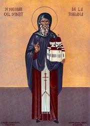 Predica la Sfantul Nicodim de la Tismana