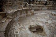 Biserica din secolul al V-lea, descoperita in Tara Sfanta