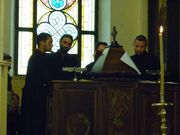 Cantaretul bisericesc si sminteala prin cantare