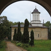 Biserica Sfantul Nicolae - Aroneanu