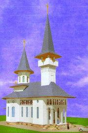 Un nou lacas de cult se ridica in Basarabia