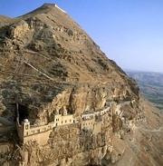 Manastirea din Carantania - Ispitirea Mantuitorului