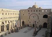 Manastirea Alba - Egipt