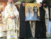 Sfintii Rafael si Partenie de la Agapia