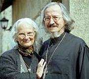 Parintele Alphonse si Rachel Goettmann